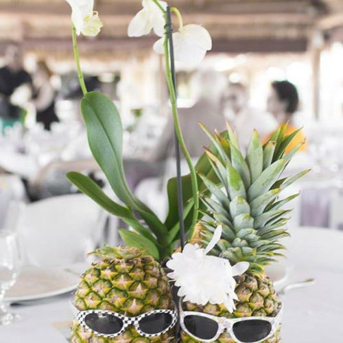 Pinapples and sunglasses